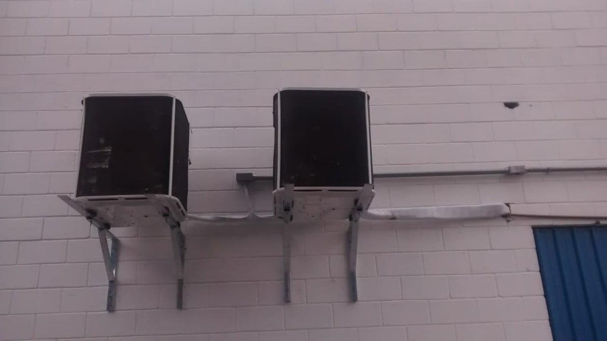 instastação-Ar-Piso-teto-condensadora-fabrica-auricchio-alex-refrigeração