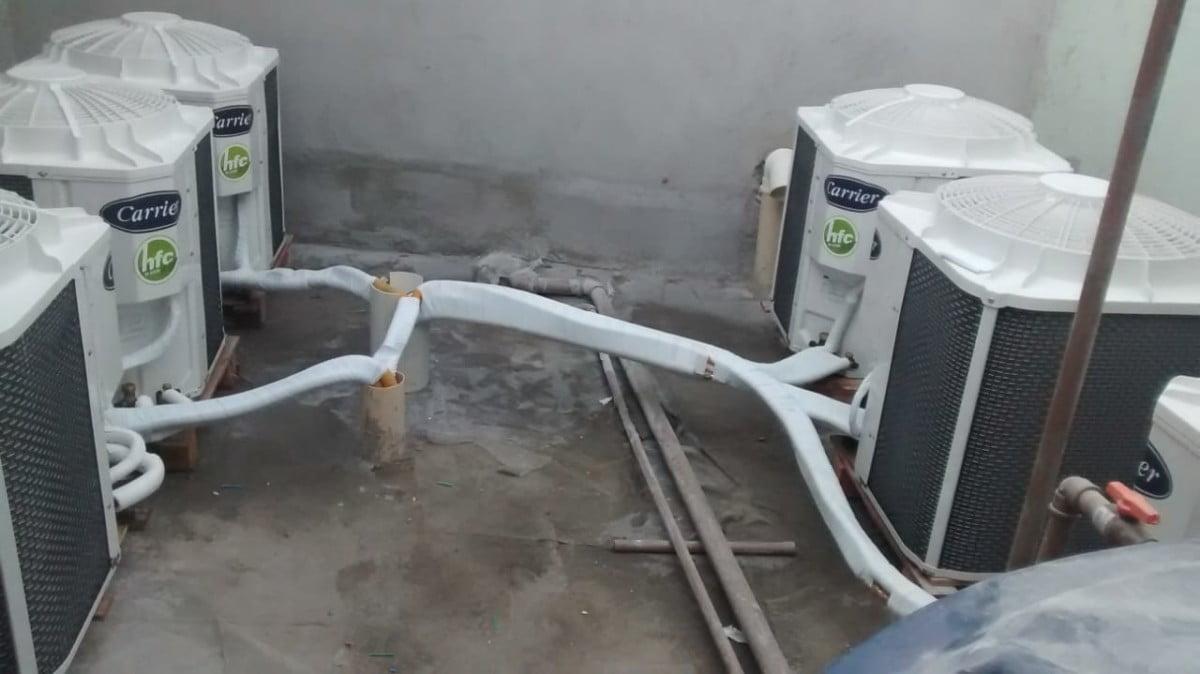 instastação-condensadora-casset-Komfort-Housee-alex-refrigeração
